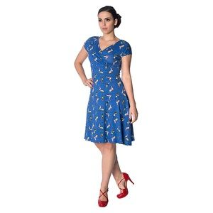 Banned Swimmer Dress New Modcloth